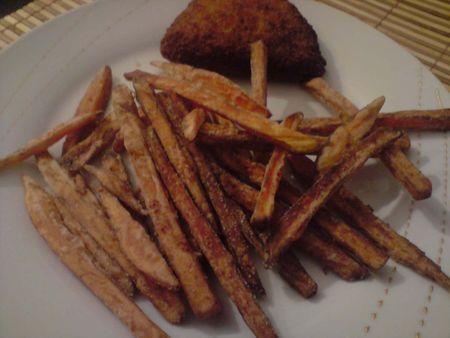 Frites_de_patate_douce