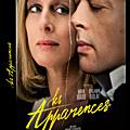 Concours les apparences :3 dvd d'un formidable thriller chabrolien à gagner