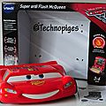Test du super ordi flash mcqueen de vtech