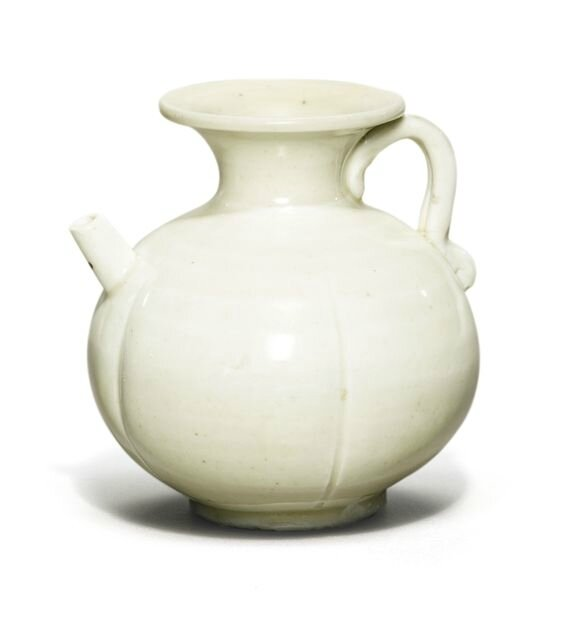 A small Ding ewer, Song dynasty (960-1279)