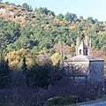 Les chapelles de malaucène