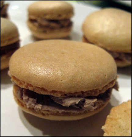 macaron_foie gras