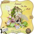 Collab summer on the hill freebie
