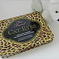Le samedi c'est palette: cat eyes too faced