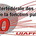 Communique interne suite a l'intersyndicale fonction publique du 24 fevrier 2016