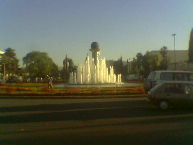 Fontaines de la ville nouvelle de Fés
