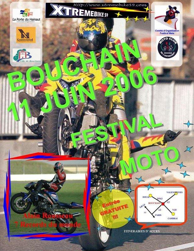 L'affiche du festival 2006