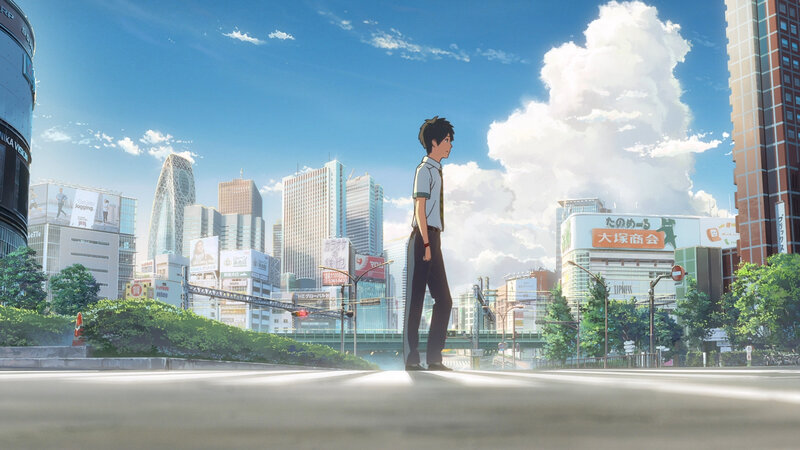 Canalblog Anime Makoto Shinkai Your Name Tôkyô02