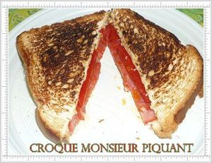 Croque-Monsieur-piquant