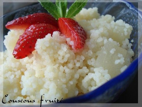 CouscousFruits