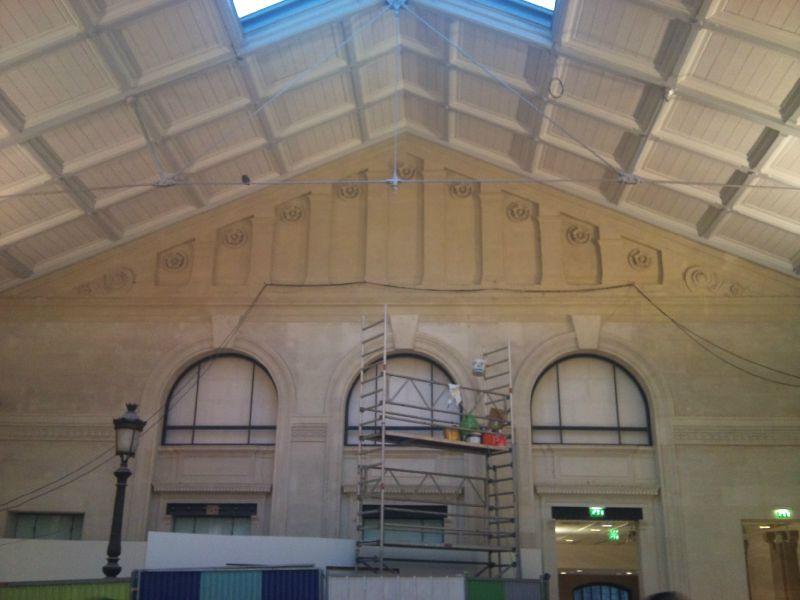 Gare Saint-Lazare Salle des pas perdus