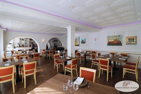CONDOM_Hotel_Continental_salle_du_restaurant
