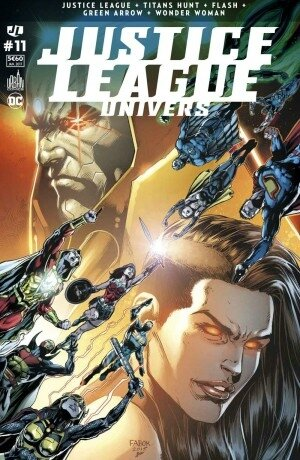 justice league univers 11