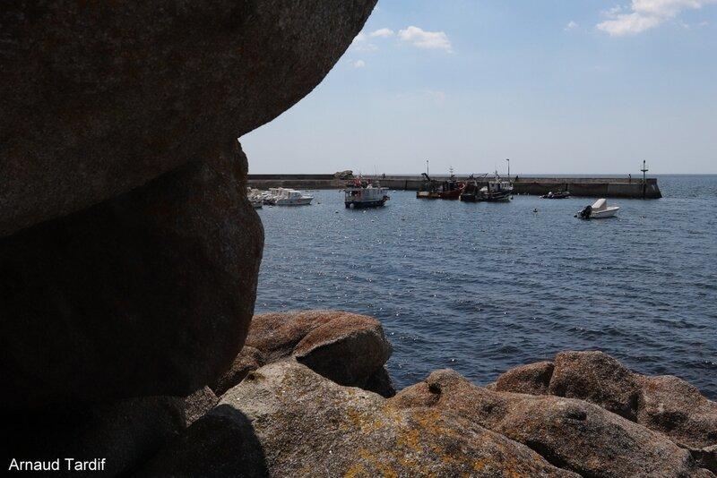 00347 Guidel - Le Port de la Pointe de Trévignon
