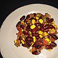 Chili végétarien ( recette veggie )