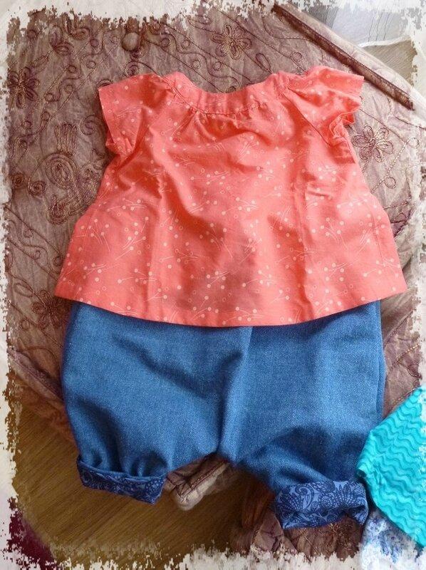 Garde robe été bébé (1)