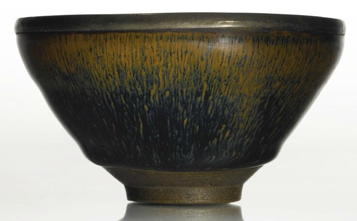 A 'Jian' 'hare's fur' 'temmoku' tea bowl, Southern Song dynasty