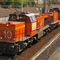 Colas Rail, G 1206 10 & 17, Bordeaux