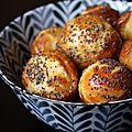 Apéro alsacien - bretzel bites, bretzel balls, les bouchées de bretzel pour l'apéro