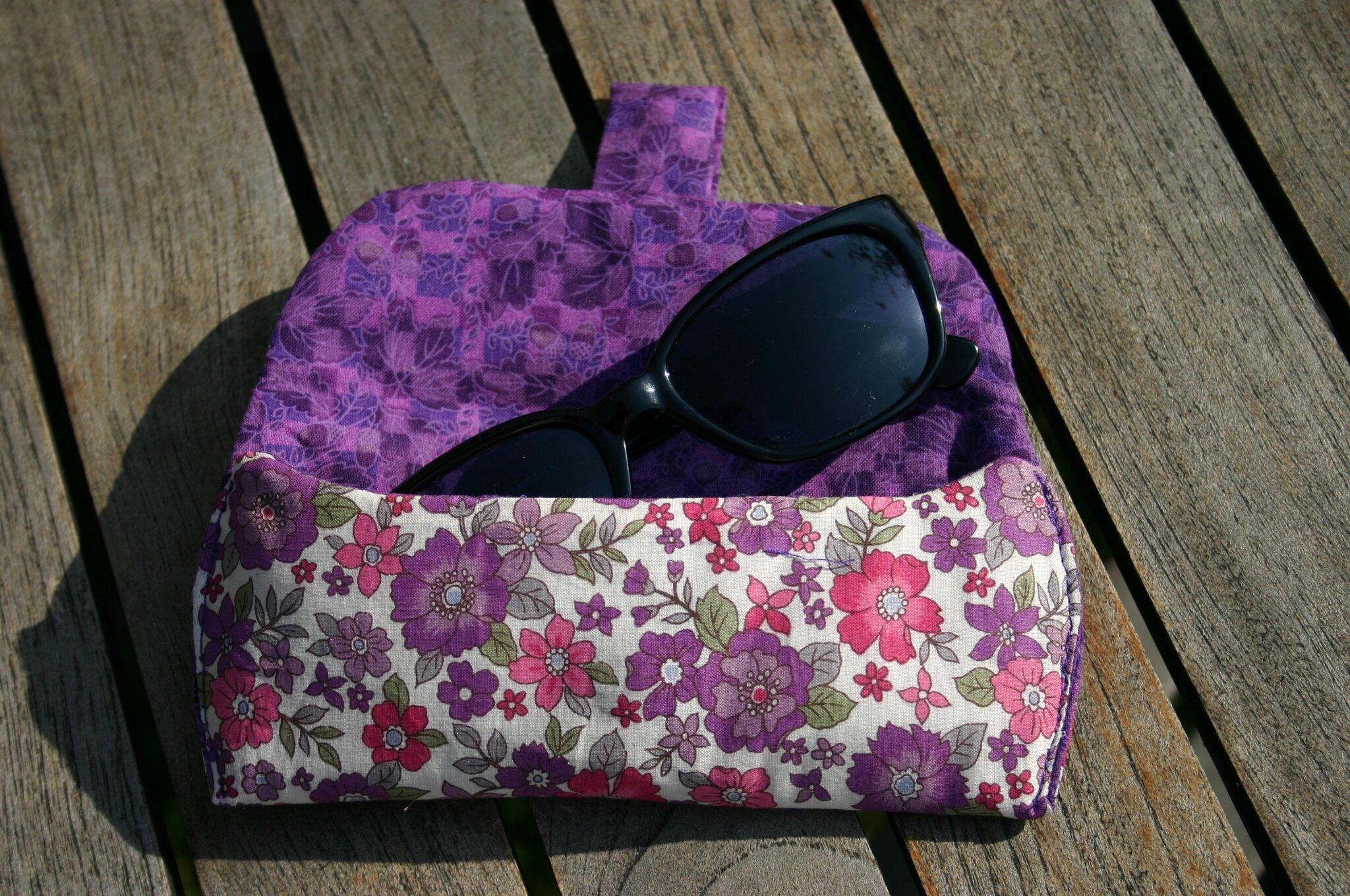 emballage élégant et robuste les ventes en gros apparence élégante Etui à lunettes et son tuto. - naniecousette