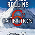 Rollins,james - sigma force -10 la 6e extinction