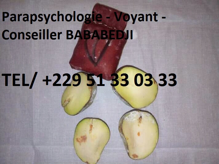 Parapsychologie - Voyant - Conseiller BABABEDJI