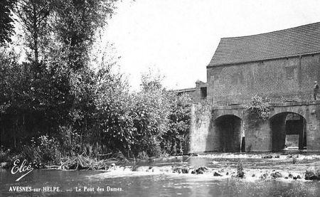 AVESNES-Le Pont des Dames