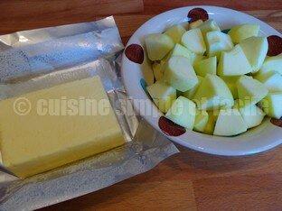 crème de spéculoos aux pommes 01