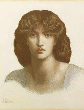Dante Gabriel Rossetti photo #6995, Dante Gabriel Rossetti image
