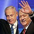 Il faut le voir pour le croire! les palestiniens se laisseront-ils duper par l'infâme netanyahu?