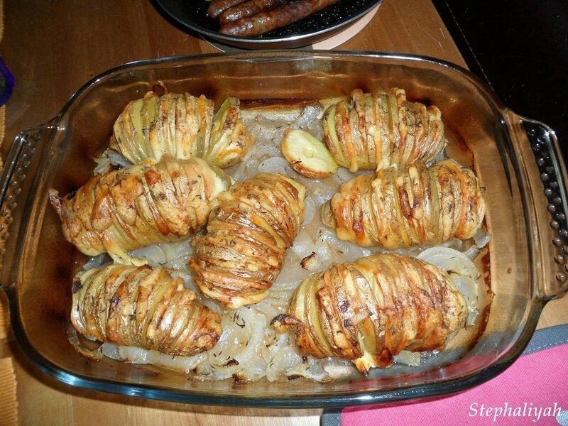 Pommes de terre à la suédoise - 3