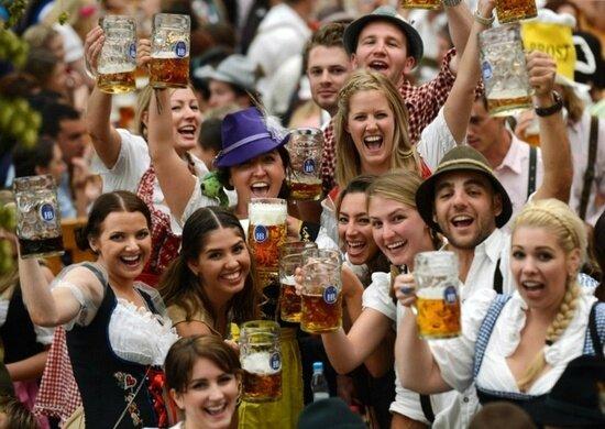 Traditionelle Deutsche Feste