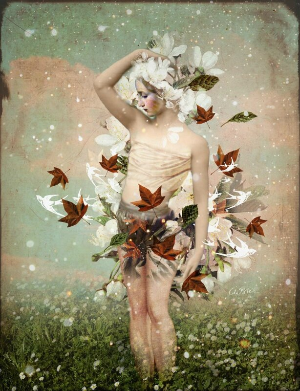 Catrin Welz-Stein - German Surrealist Graphic Designer - Tutt'Art@ (49)