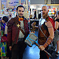 Cosplay - Starlord et Thor