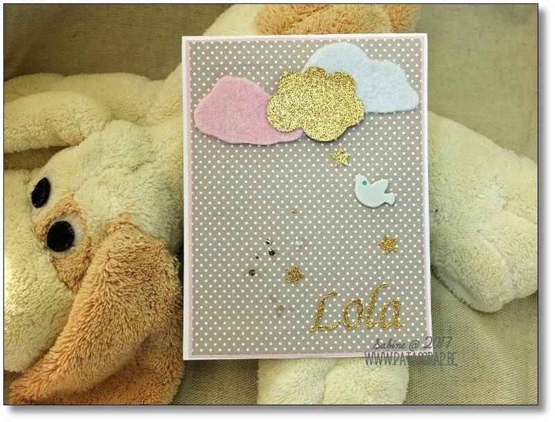 carte Lola 1