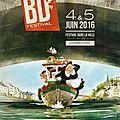Le festival lyon bd rentre dans sa seconde décennie...et s'ouvre à l'international!!