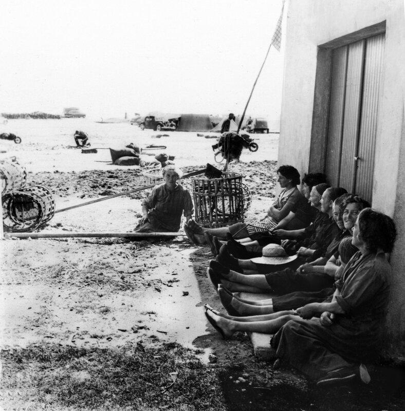 Ch37 - En attendant la pesée du bezhin brao à Feunteun Yen
