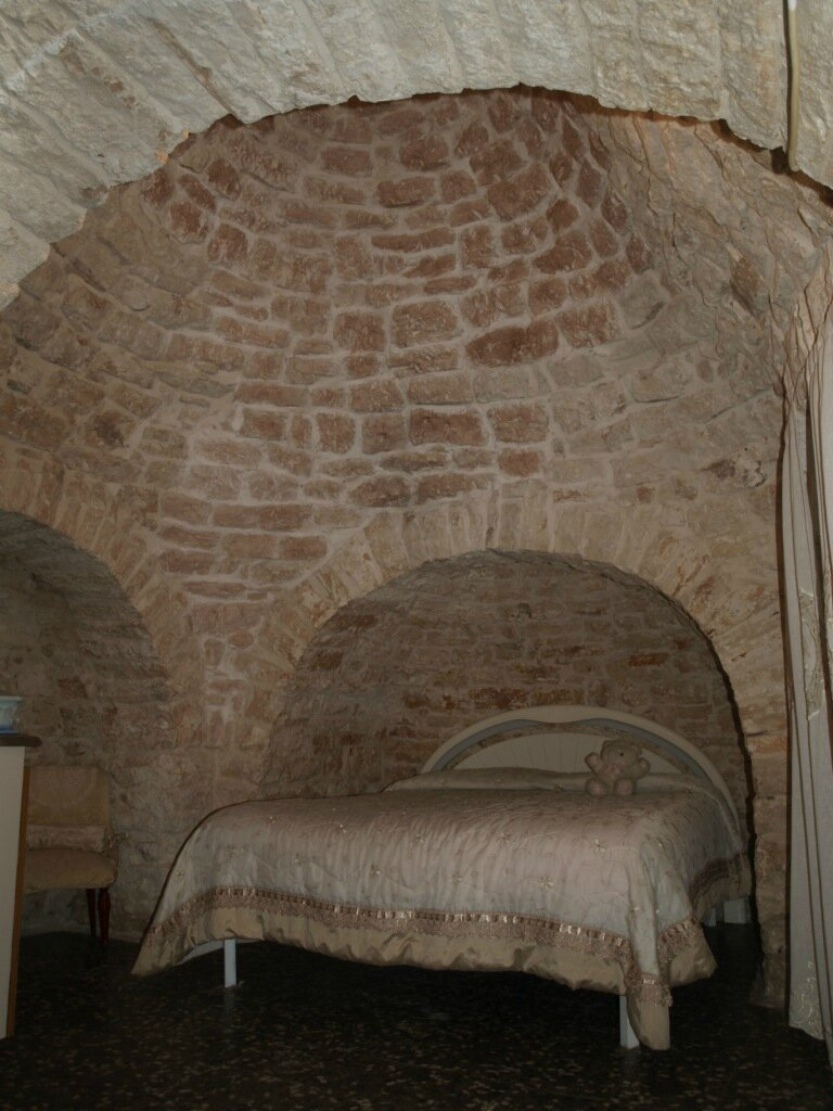 40 Trulli Albertobello intérieur