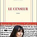Le censeur, de clélia anfray