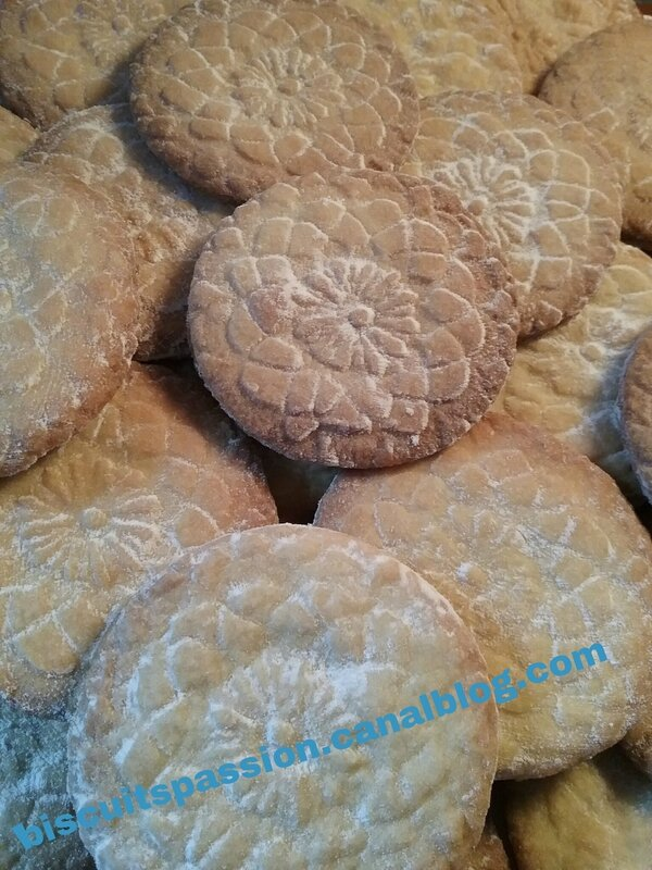 BISCUITS NAPPERON 061