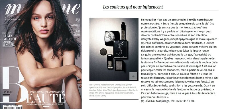 article eveilau maquillage _madame figaro novembre 2015