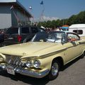 Plymouth fury 2door hardtop 1961