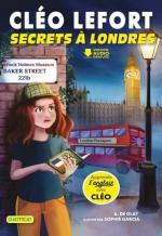 Secrets à Londres couv