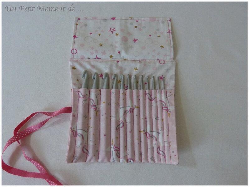 Pochette pour crochets 3