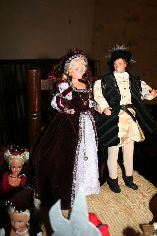 Couple de nobles