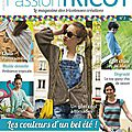 Passion tricot n° 2 ...