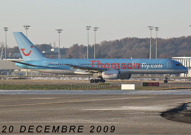 THOMPSONFLY (THOMSON AIRWAYS).