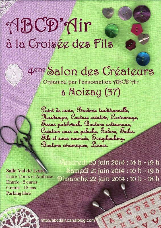 ABCD'Air affiche salon 2014