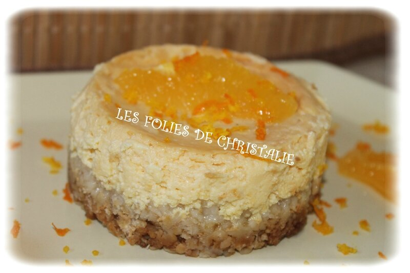 Cheesecake orange 7