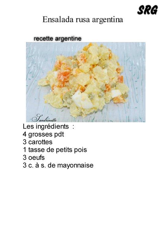 Ensalada rusa argentina (page 1)